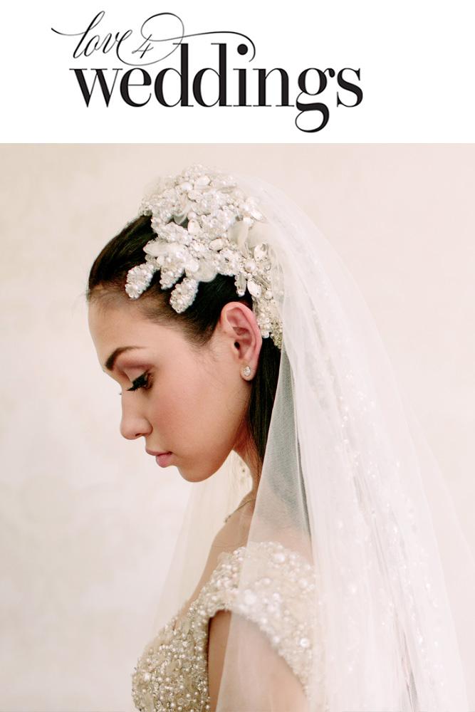 Celebrity wedding MRCO love4weddings