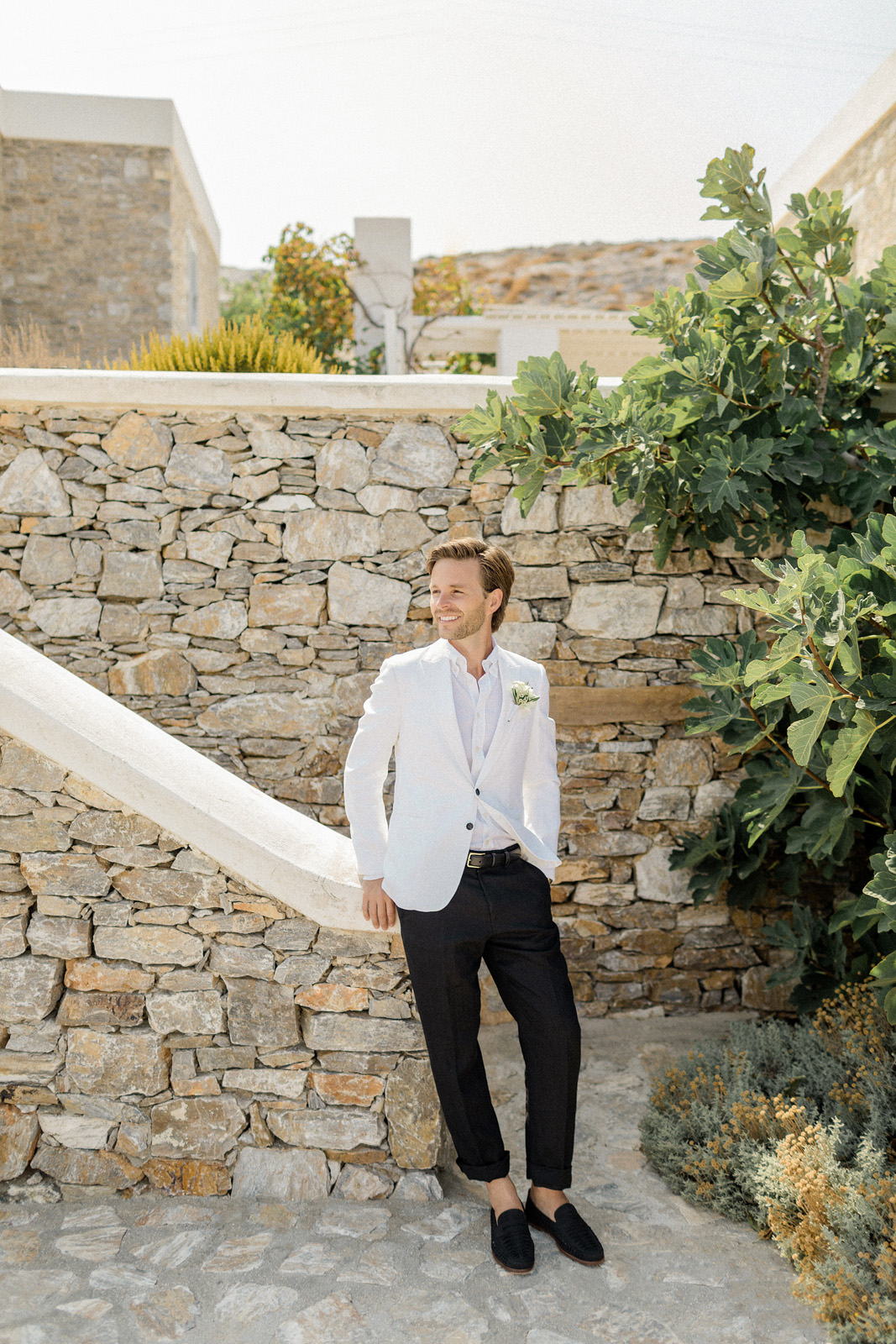 Folegandros romantic boho chic wedding_0020