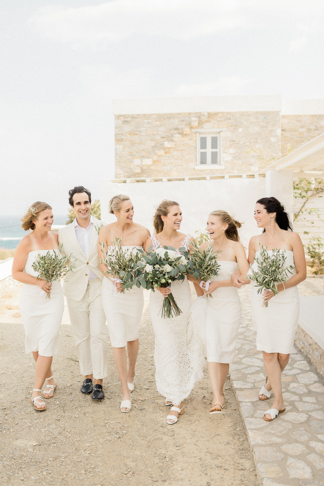 Folegandros romantic boho chic wedding_0031