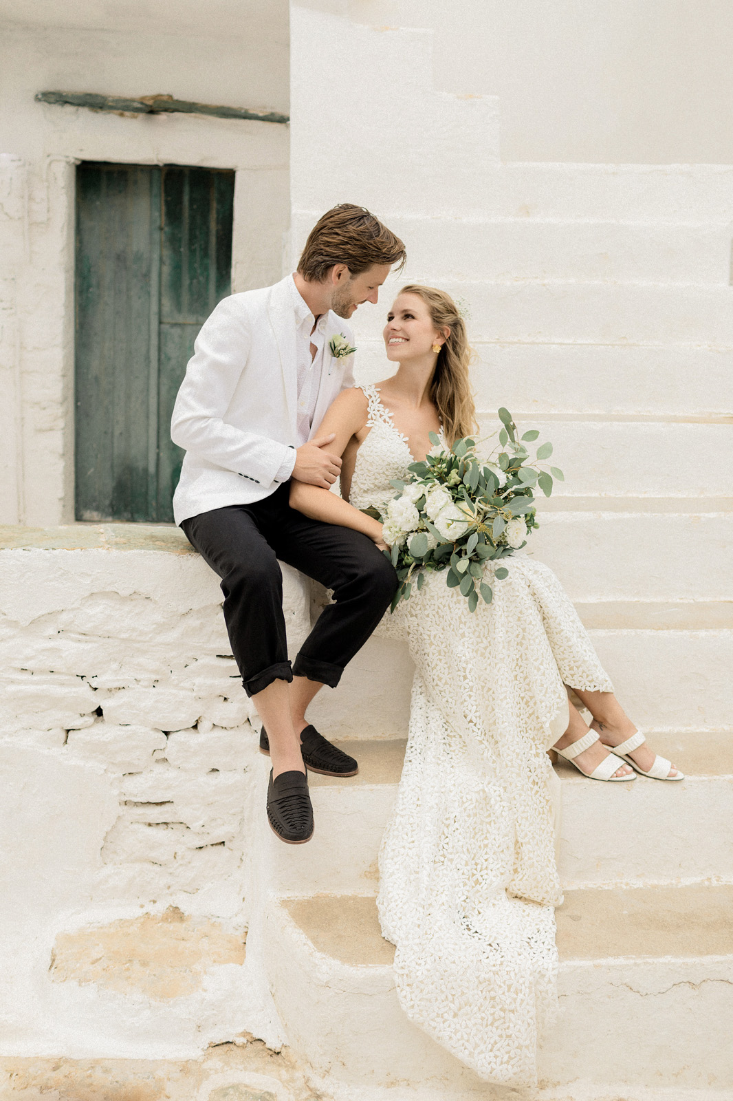 Folegandros romantic boho chic wedding_0050