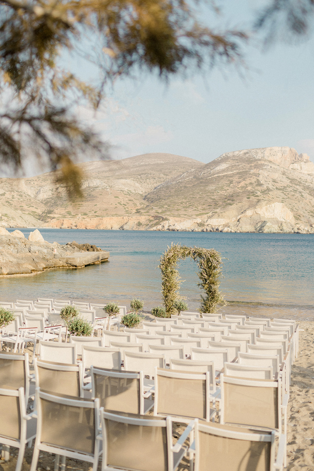 Folegandros romantic boho chic wedding_0059