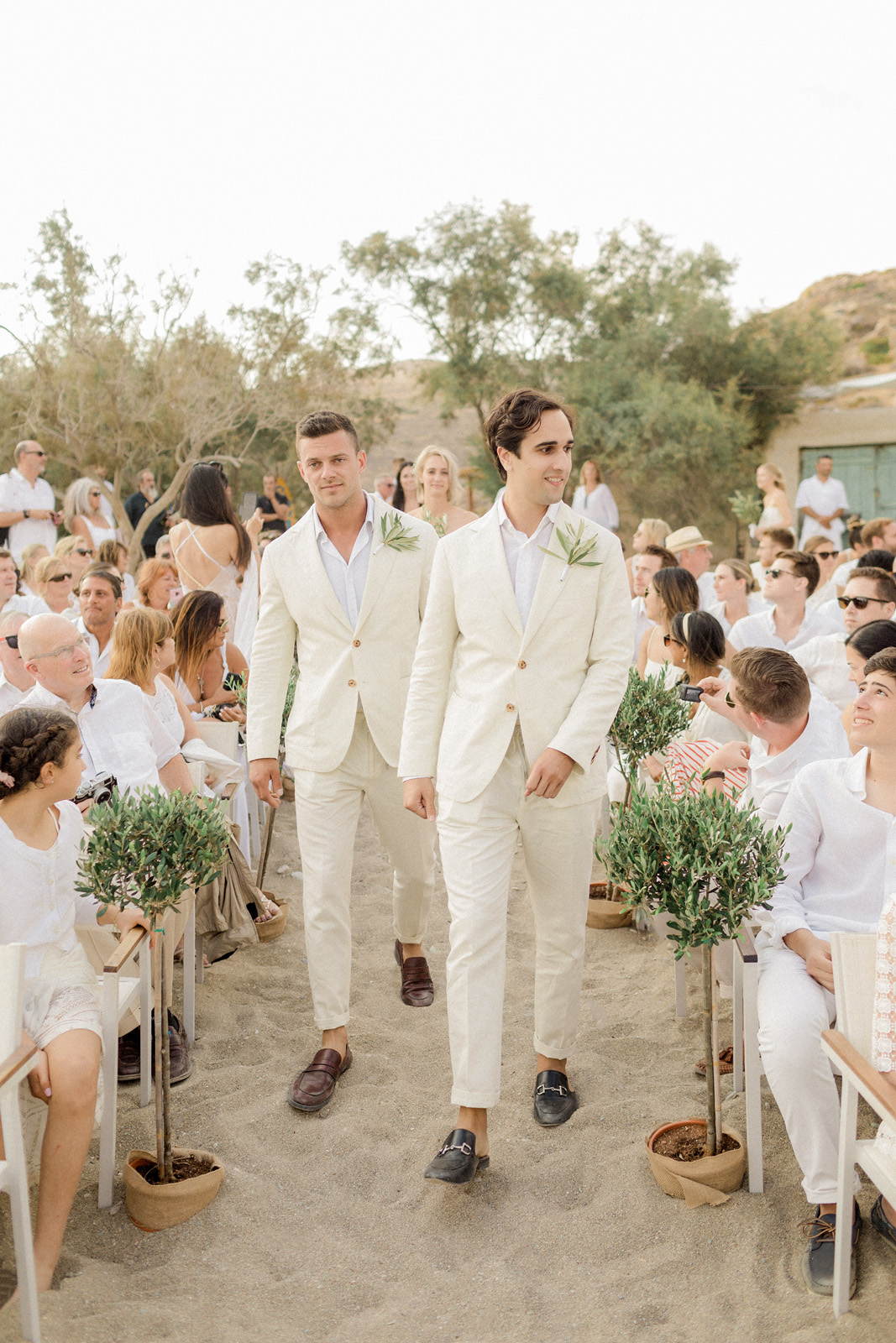 Folegandros romantic boho chic wedding_0067