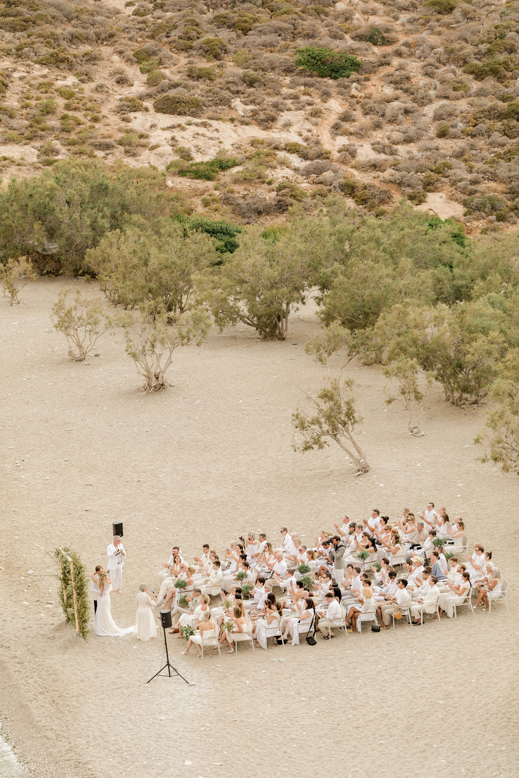 Folegandros romantic boho chic wedding_0076