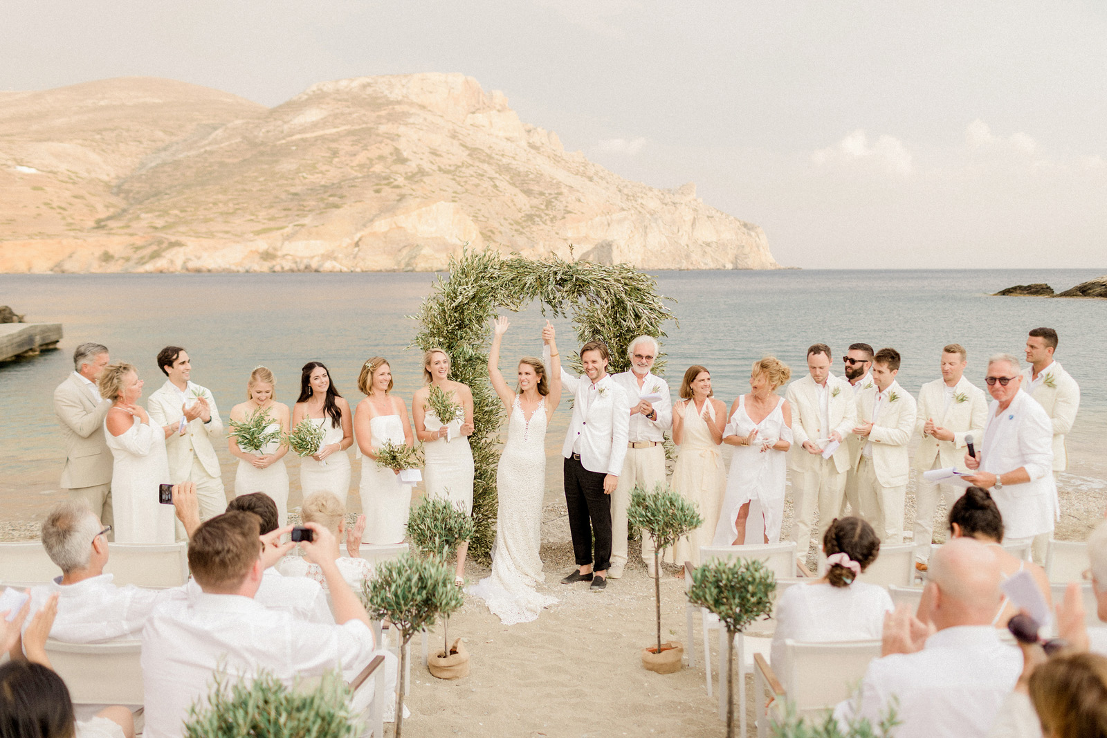 Folegandros romantic boho chic wedding_0082