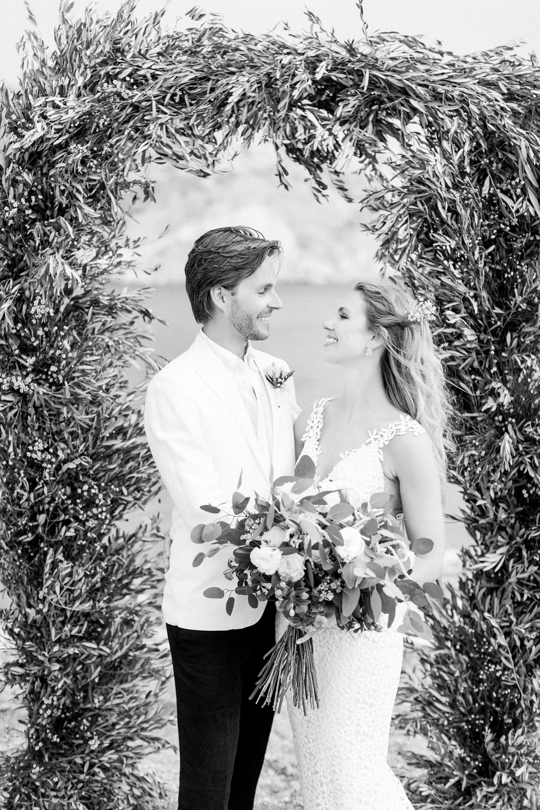Folegandros romantic boho chic wedding_0084