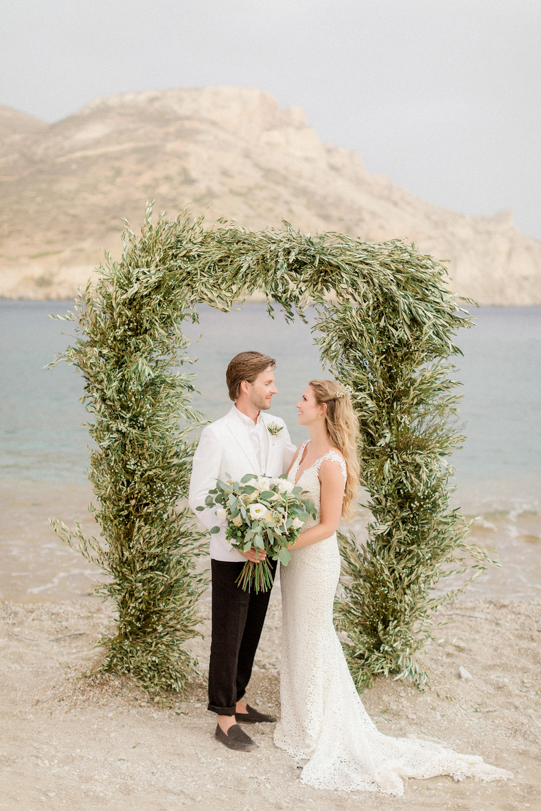 Folegandros romantic boho chic wedding_0085