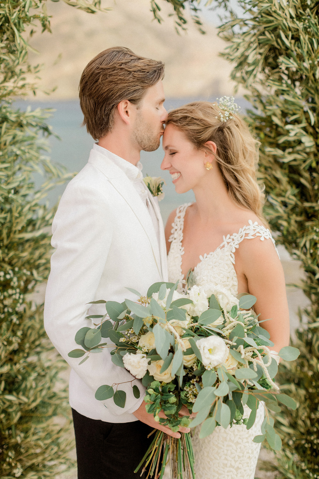 Folegandros romantic boho chic wedding_0086