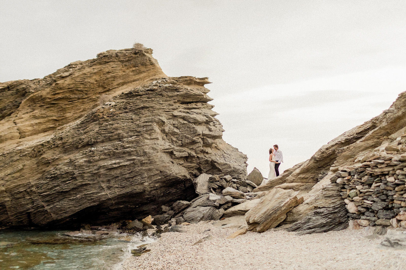 Folegandros romantic boho chic wedding_0091